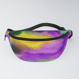 Colorful Darkness Fanny Pack