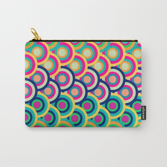 Circle colors Carry-All Pouch