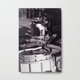 Snare Metal Print