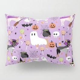 Chihuahua halloween cute spooky seasonal dog pattern chihuahuas Pillow Sham