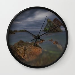 The Fiddle Rock Wall Clock