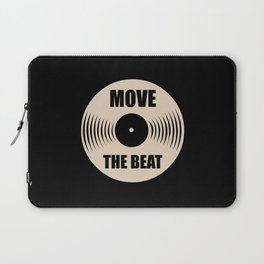 Move The Beat Laptop Sleeve