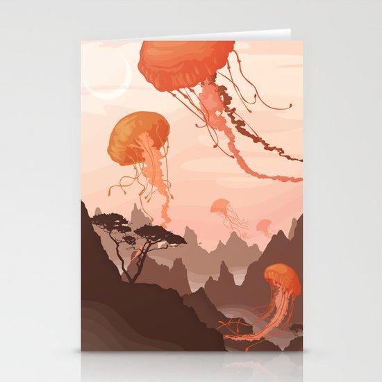 Eclipse Stationery Cards