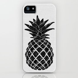 Pineapple Marble iPhone Case