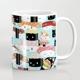 I REALLY LOVE SUSHI Coffee Mug