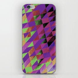 I COULDN'T CARE LESS iPhone Skin