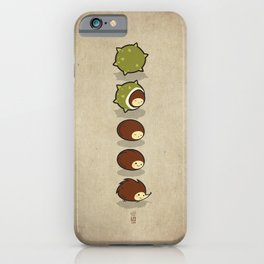 Let There Be Hedgehogs iPhone Case