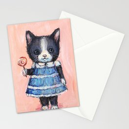 Kitty and Lolli Stationery Cards