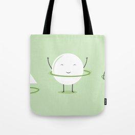 Hula-Hoop Champion Tote Bag