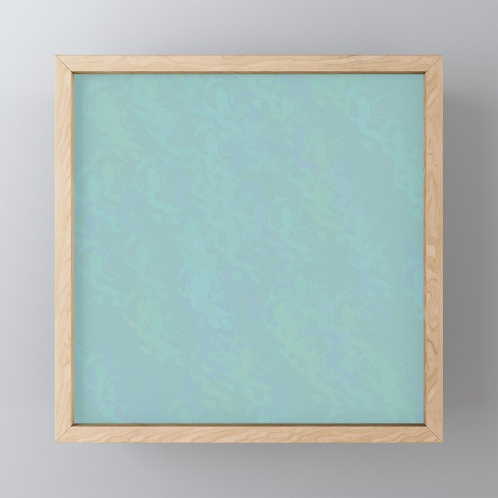 Morning Glory Sinbad Framed Mini Art Print