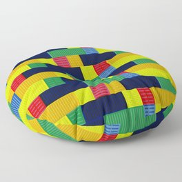 Containers Floor Pillow