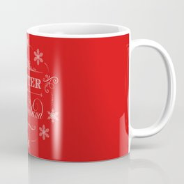 Winter Wonderland Christmas Coffee Mug