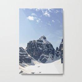The Mitre, Banff National Park Metal Print