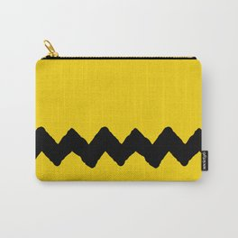 Charlie Brown Stripes Carry-All Pouch