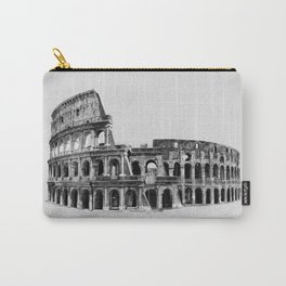 Colosseum Drawing Carry-All Pouch