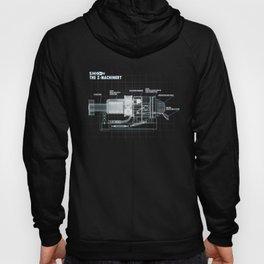 The Z-Machinery - Technical Blueprint Hoody