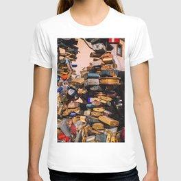 Prague LoveLocks T-shirt