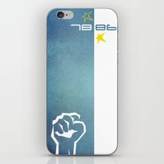 Argentina World Cup iPhone & iPod Skin