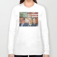 patriots Long Sleeve T-shirts featuring Patriots Gathering by politics