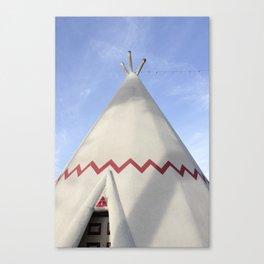 Wigwam Motel Route 66 Canvas Print