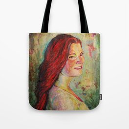 Mary #2 Tote Bag