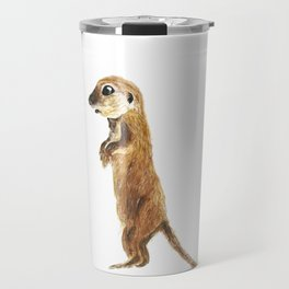 cute little otter Travel Mug