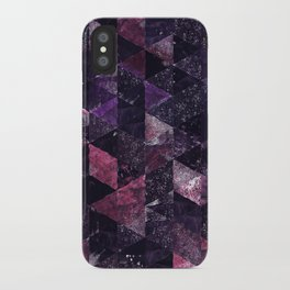 Abstract Geometric Background #13 iPhone Case