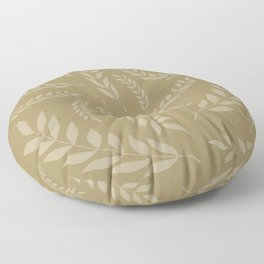 leafs Floor Pillow
