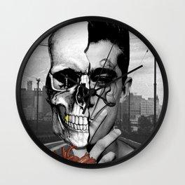 Love Kills. Wall Clock