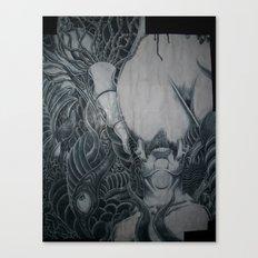 Head Taker Canvas Print