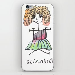 140812 Experiment Girl Power #5 iPhone Skin