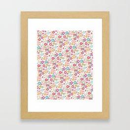 Fleurette Framed Art Print