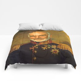 Sir Sean Connery - replaceface Comforters