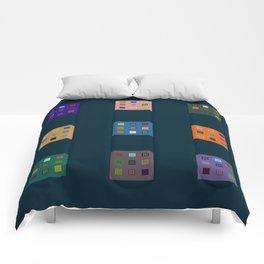 Nine Comforters