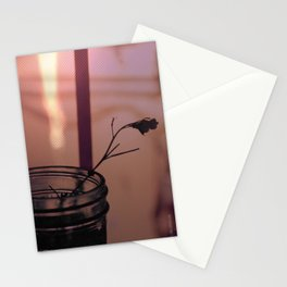A Window In Barcelona Stationery Cards