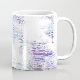 Blue purple abstract Coffee Mug