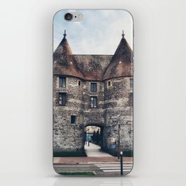 Dieppe Town Gate Towers iPhone Skin