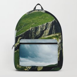 on top of faroe islands Backpack