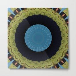 Some Other Mandala 138 Metal Print