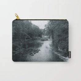 The Blue of the River Carry-All Pouch