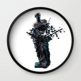 Broken Venus Wall Clock
