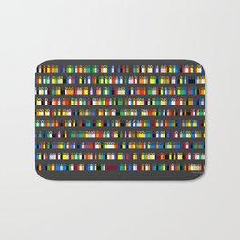 Color by Number: Pi Bath Mat