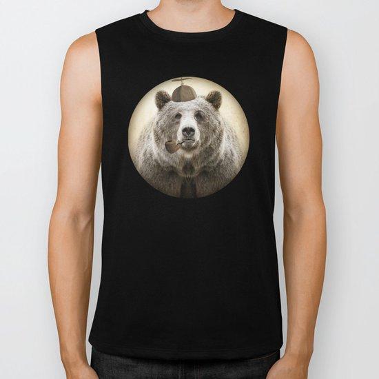 Bear Necessities Biker Tank