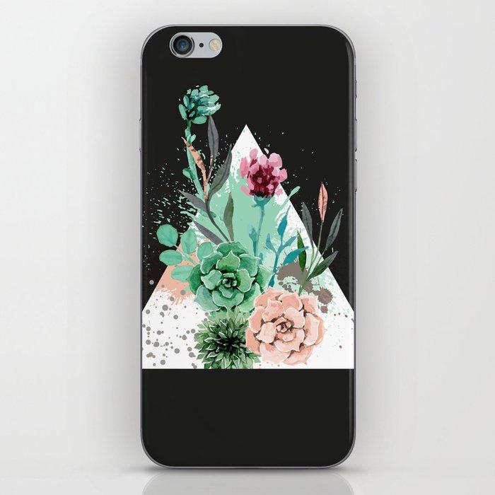 Suculetas Zen iPhone Skin