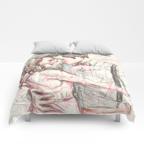 dance with me forever Comforters
