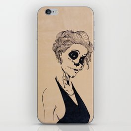 Don't mess with the dead iPhone Skin