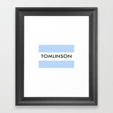 TOMlinson Framed Art Print