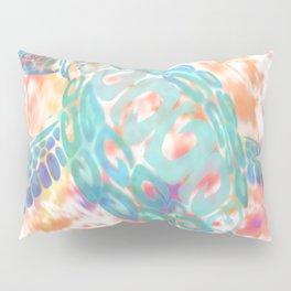 Turtle Pink Pillow Sham