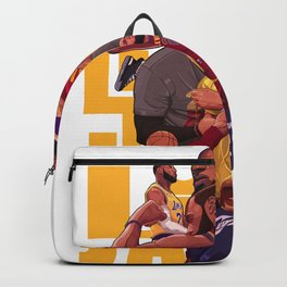 King james of Champion Backpack