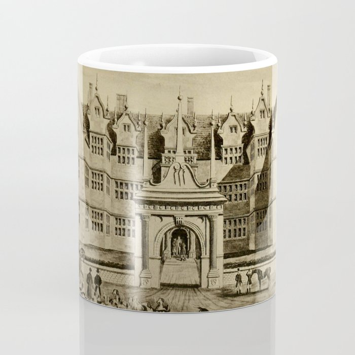 The Pytchley Hunt Coffee Mug